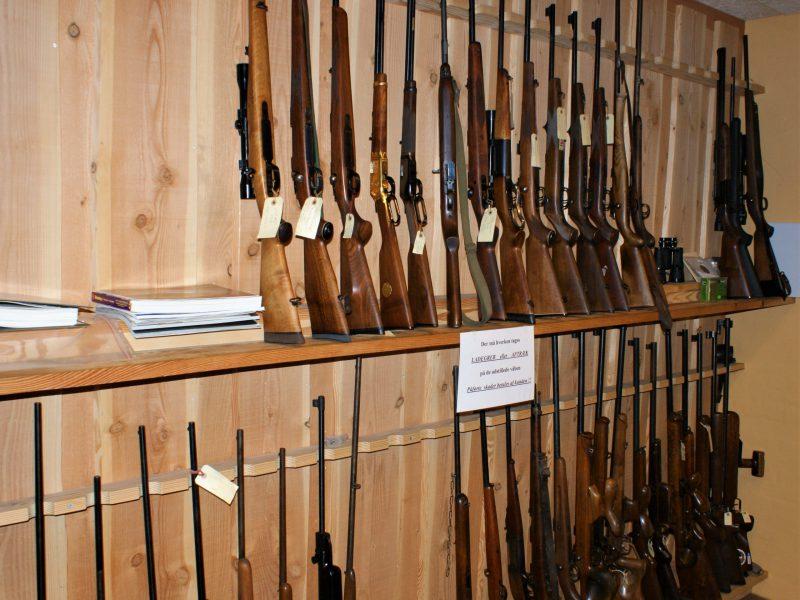 Røgegård Våbenbutik